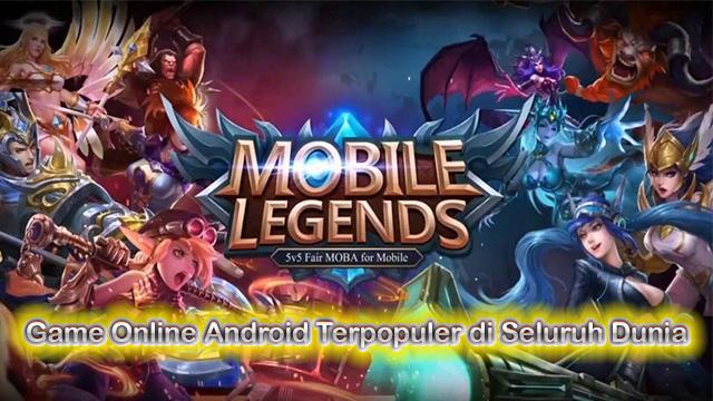 Game Online Android Terpopuler di Seluruh Dunia