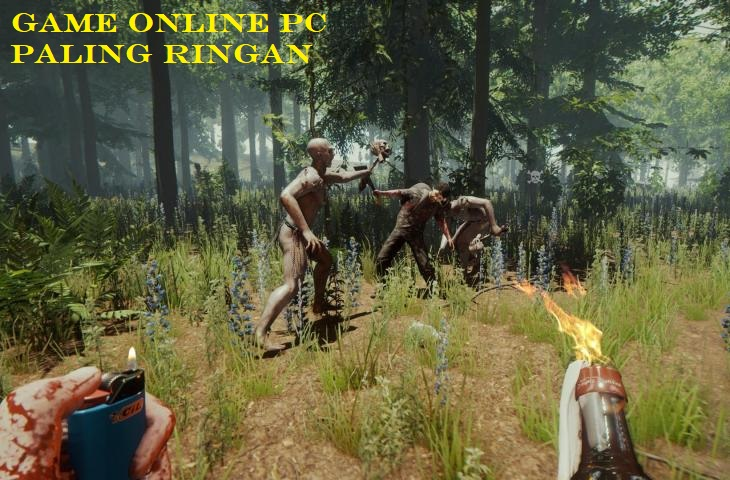 Game Online PC Paling Ringan