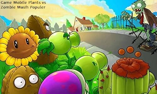 Game Mobile Plants vs Zombie Masih Populer