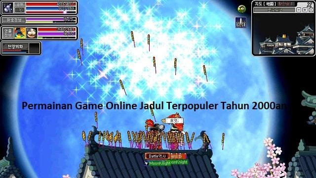 Permainan Game Online Jadul Terpopuler Tahun 2000an